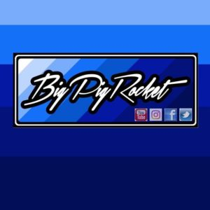 BIG PIG ROCKET LOGO