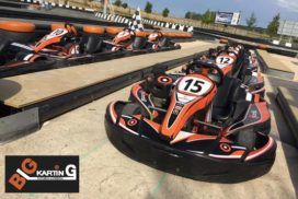 big karting outdoor