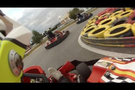 karting espuña on board