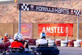 formula karts carrera