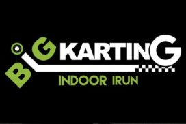big karting irun logo