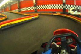 karting logroño on board