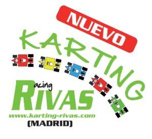 karting rivas logo