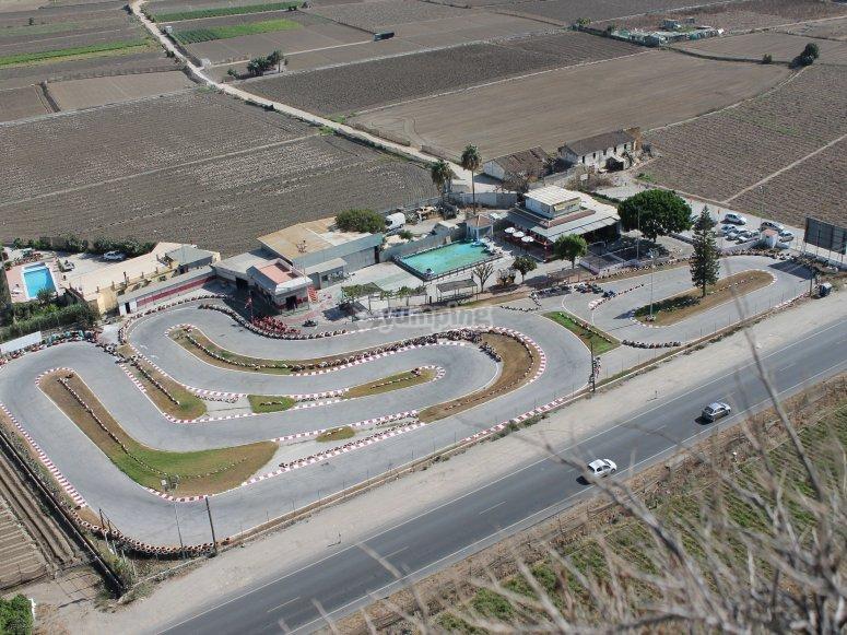 Circuito Karts Conil : Circuito de kart chiclana chiclana de la frontera cádiz costa de