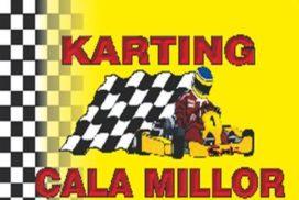 cala millor karting logo