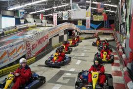 karting granada race