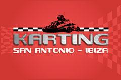 karting ibiza logo