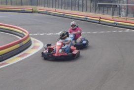 ibiza karting race