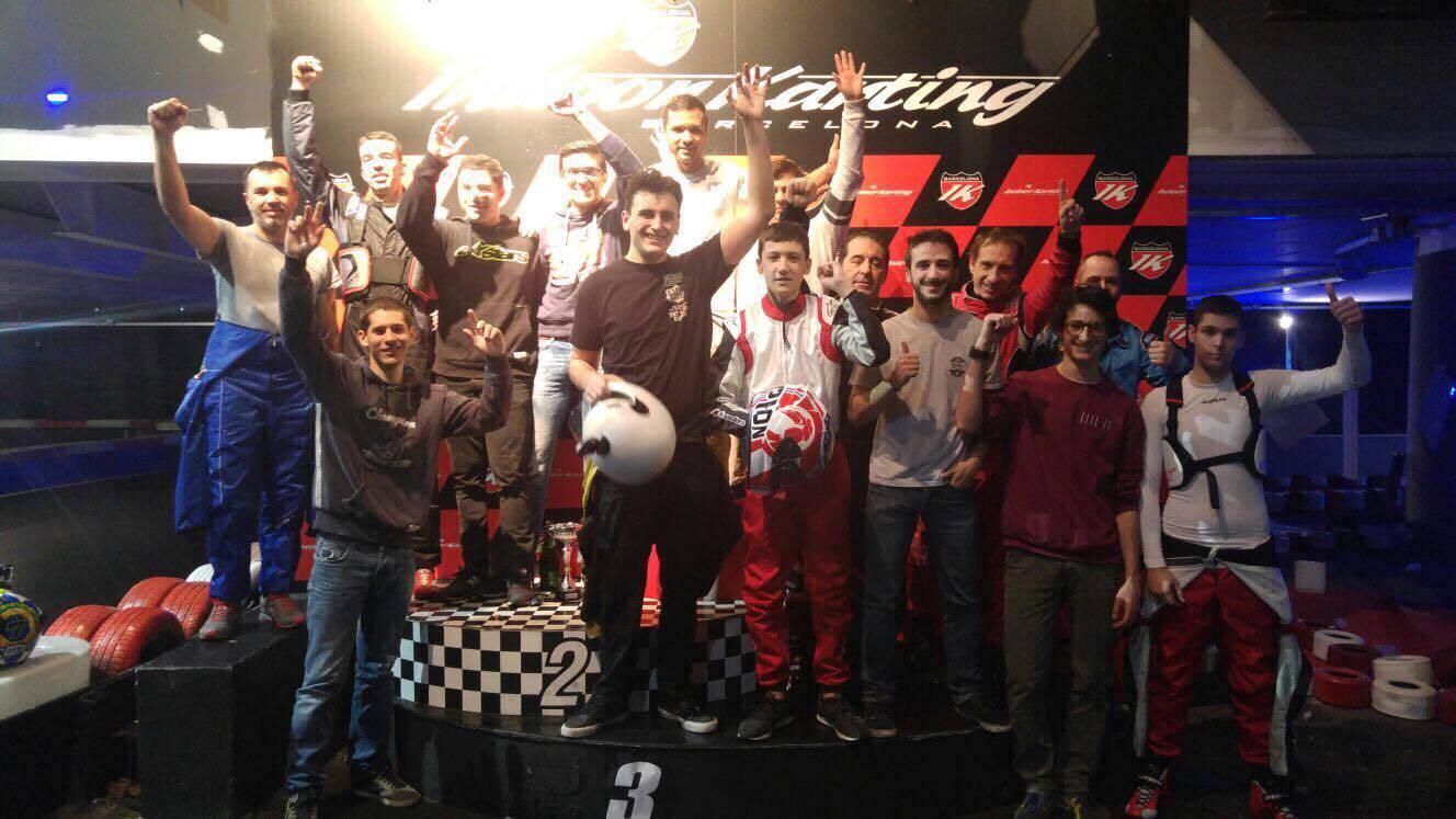 campeonato ikb primera carrera 2017