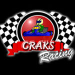 craks racing logo