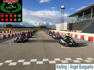 CKRC 2017 Angel Burgueño karting