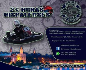 24 horas hispalenses