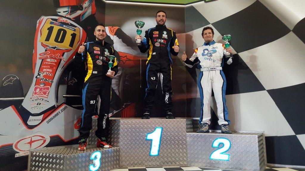 podium rivas ckm