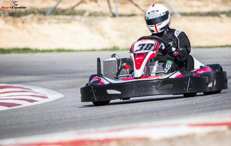 David Muñoz Kart 4T
