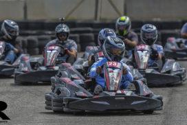 Circuit de la ribera, karting 4 tiempos