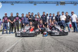 Equipo de karting sevilla