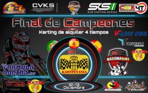 final de Campeones SKC