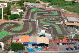 Vista aérea Karting Orihuela Costa