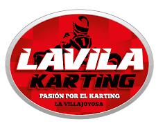 Logo Karting la Vila